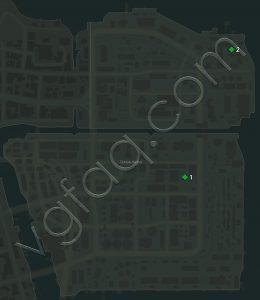 Mafia 3 Tickfaw Harbor Album Covers Locations Map