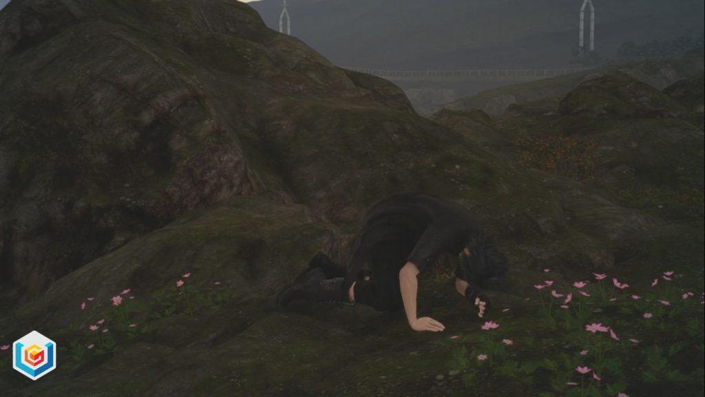 Final Fantasy XV A Flower for Iris Side Quest Walkthrough