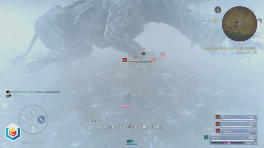 Final Fantasy XV A Meat Most Magnificent Side Quest Walkthrough
