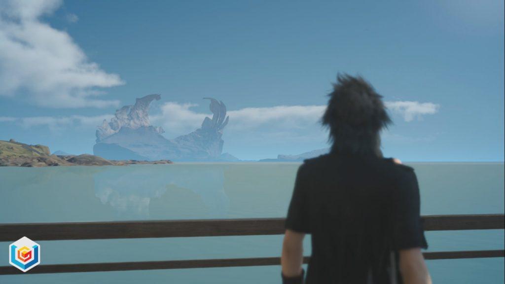 Final Fantasy XV An Eye for Islands Side Quest Walkthrough