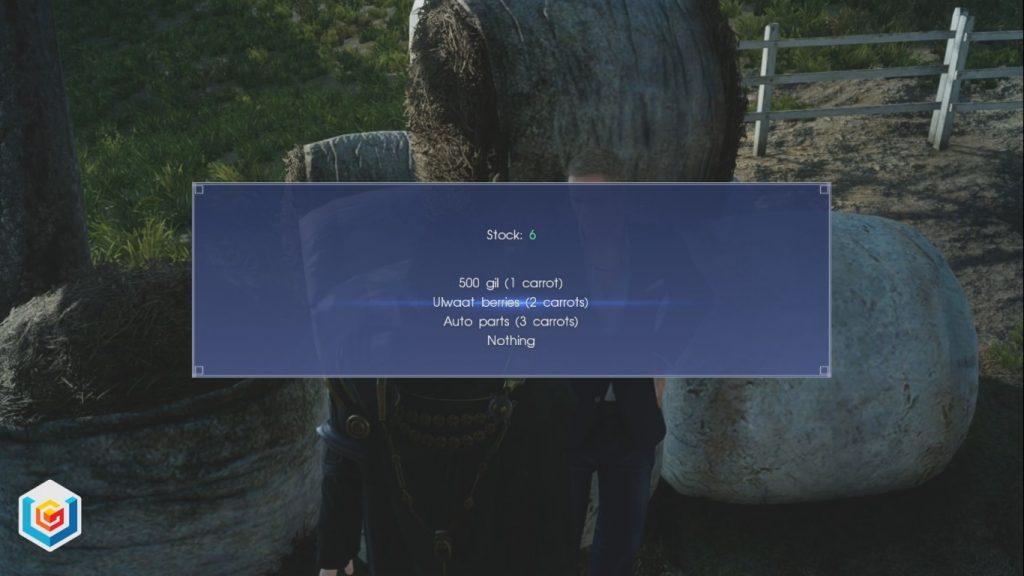 Final Fantasy XV Berried Memories Side Quest Walkthrough