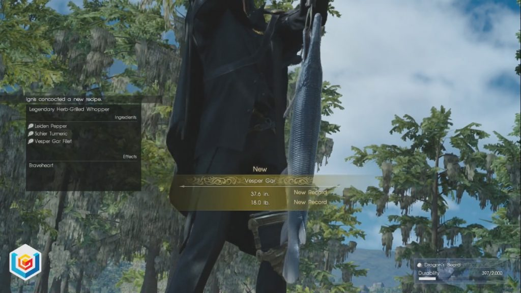 Final Fantasy XV Navyth's Challenge Side Quest Walkthrough