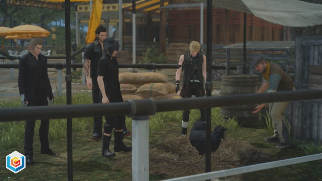 Final Fantasy XV Savior of the Species Side Quest Walkthrough