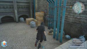 Final Fantasy XV Steam Valve Inspection Side Quest Walkthrough