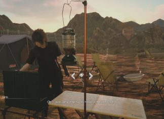 Final Fantasy XV Stirred Not Shaken Side Quest Walkthrough