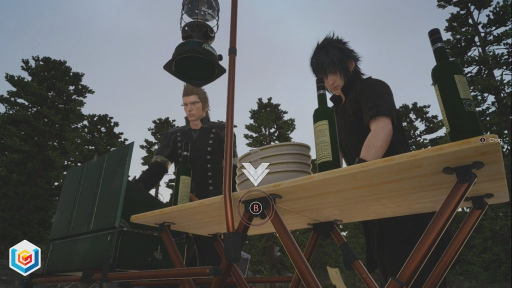 Final Fantasy XV The Chopping Block Side Quest Walkthrough