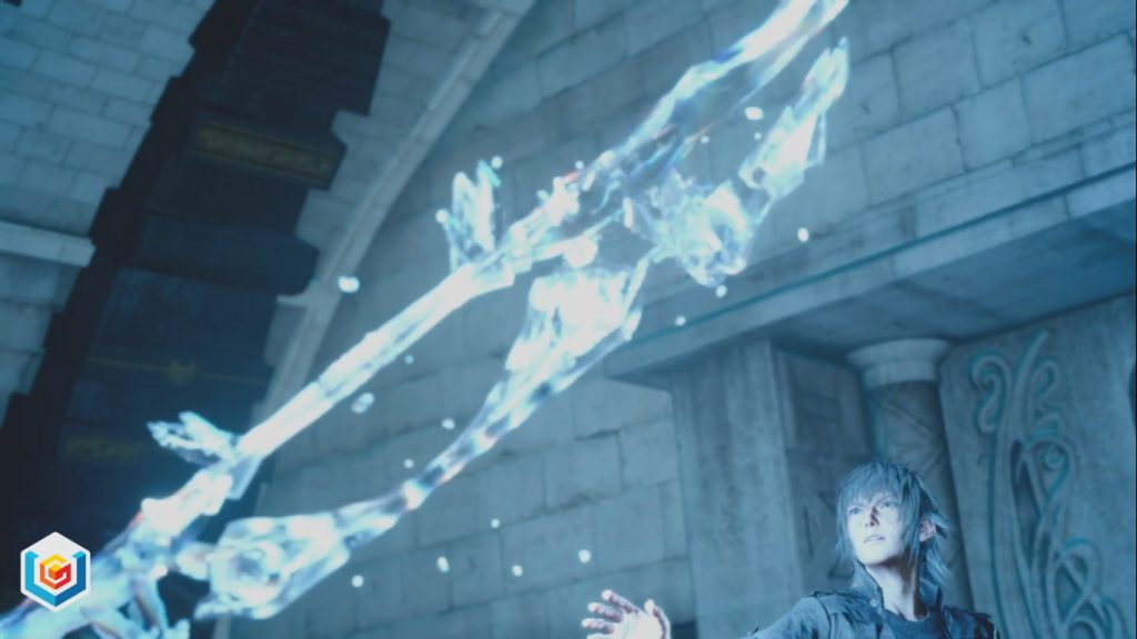 Final Fantasy XV The Sword in the Waterfall Main Quest Walkthrough