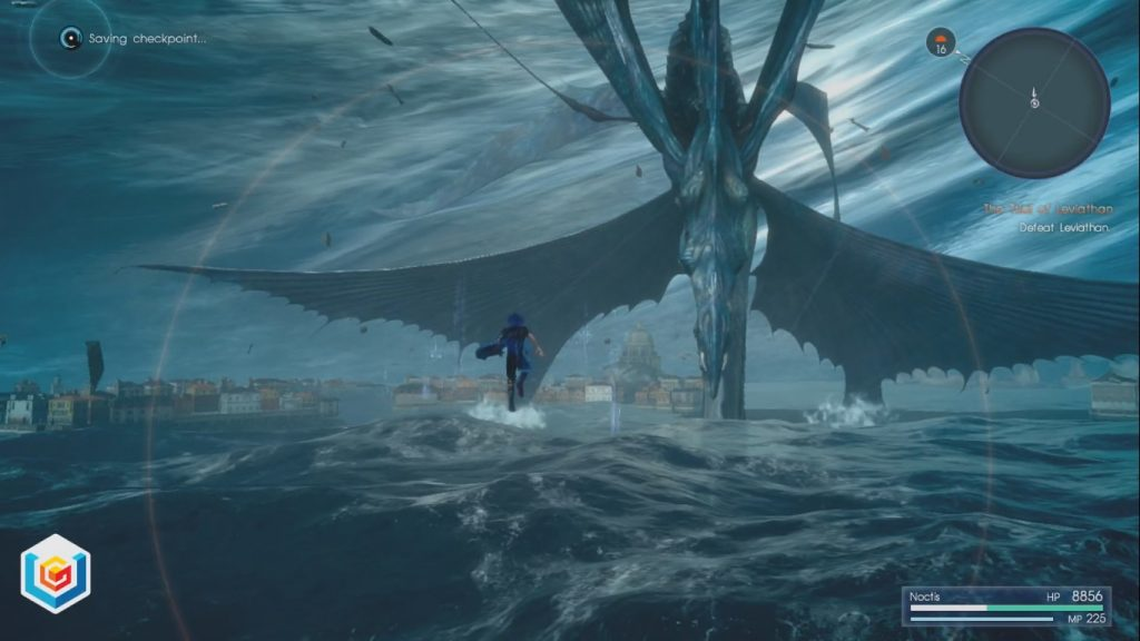 Final Fantasy XV The Trial of Leviathan Main Quest Walkthrough