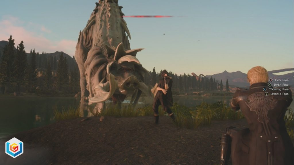 Final Fantasy XV Up Close and Personal Side Quest Walkthrough
