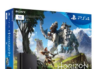 Horizon Zero Dawn 1TB PlayStation 4 Slim Bundle In Stores March 2017