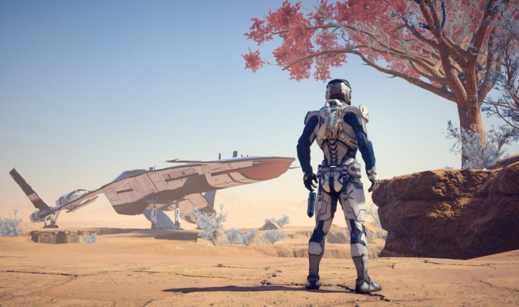 Mass Effect Andromeda Craftable Weapons Can Be Named