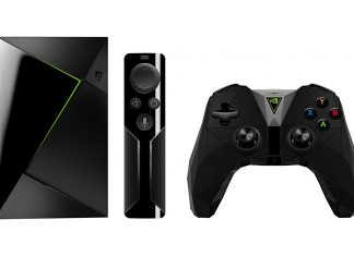 NVIDIA SHIELD TV Streaming Media Player