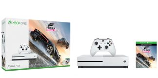 Xbox One S Forza Horizon 3 And Halo Wars 2 Bundles Announced