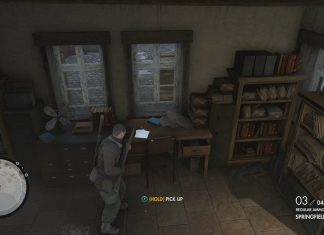 Sniper Elite 4 Miscellaneous Documents Collectibles