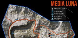 Ghost Recon Wildlands Media Luna Collectables Map