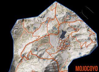 Ghost Recon Wildlands Mojocoyo Collectables Map