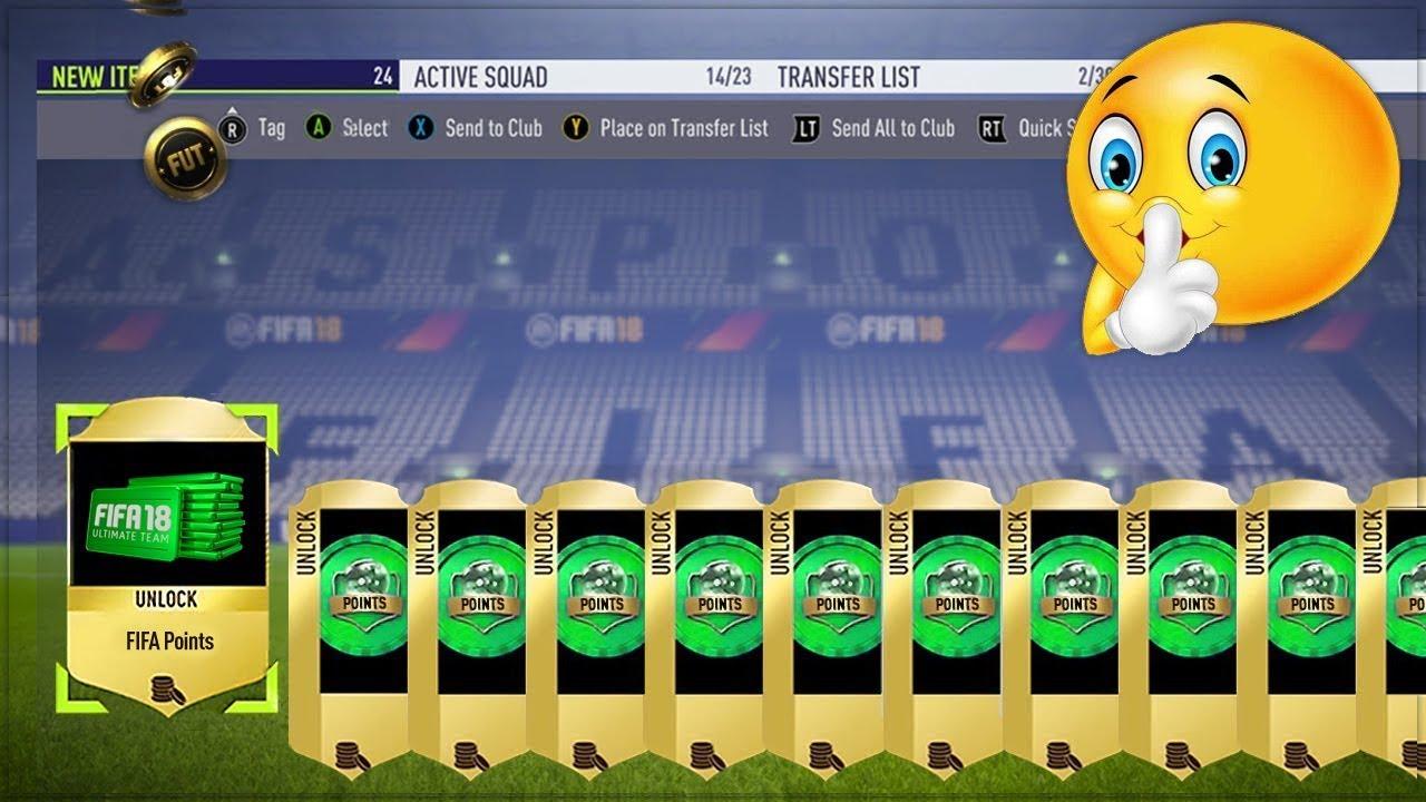 Fifa 18 Cheats Ps4