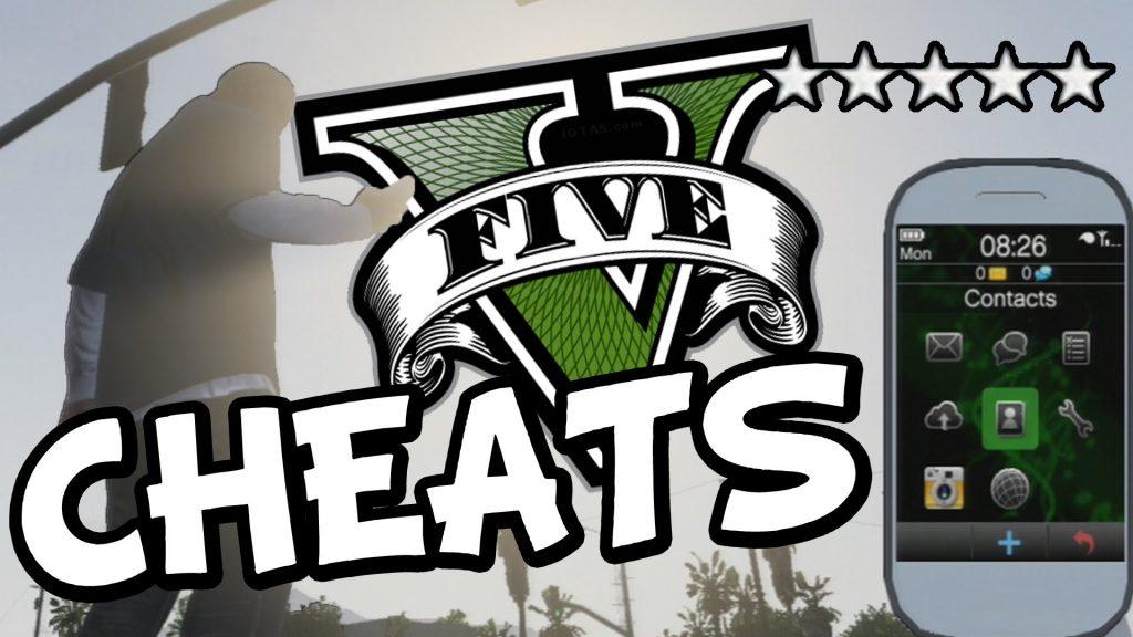 Gta 5 All Cheats For Ps3 Xbox 360 Gta V Cheat Codes