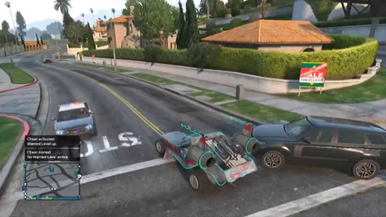 Grand Theft Auto V - Cheat Codes Online - PS3 - Video Games