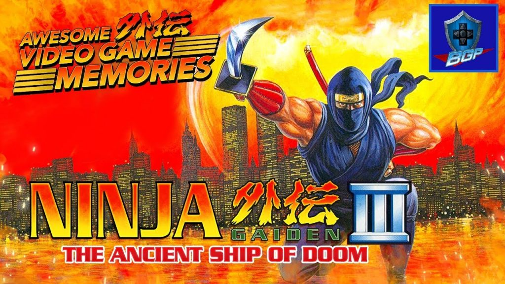 ninja gaiden 3 nes walkthrough