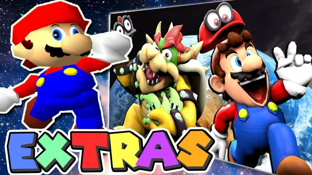 Mario S Extras Stupid Mario Odyssey 2 Video Games Wikis