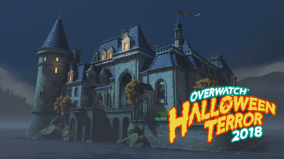 Halloween Terror Takes Overwatch by Storm - Video Games, Wikis