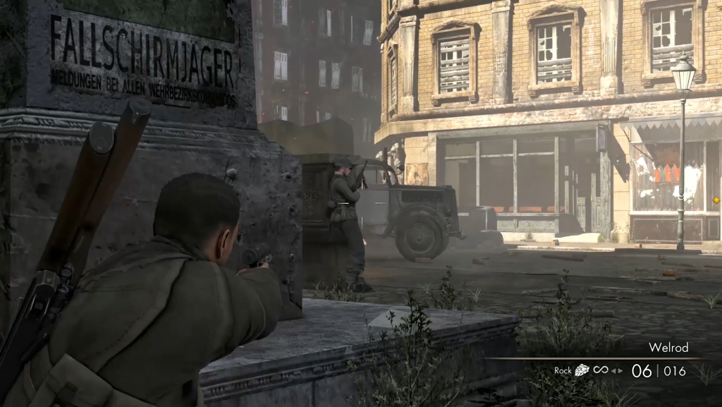 Sniper Elite V2 Remastered - Video Games, Wikis, Cheats