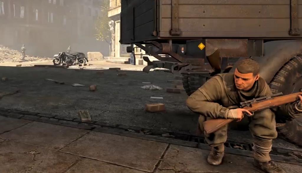 Sniper Elite V2 Remastered - Video Games, Wikis, Cheats